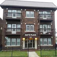 Rental info for 3401 E 147th St in the Shaker Heights area