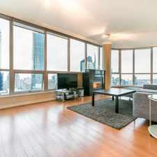 Rental info for 1111 West Pender Street in the Downtown area