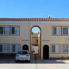 Rental info for 3874 - 3876.5 HAINES STREET in the San Diego area