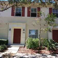 Rental info for 2350 Southwest 99th Way in the Miramar area