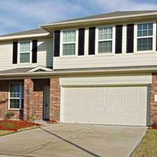 Rental info for 3615 Iris Ridge Way in the 77545 area