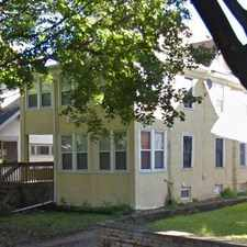 Rental info for 1026 15th Avenue Southeast in the Minneapolis area
