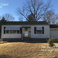 Rental info for 10157 Cabot in the St. Louis area