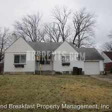 Rental info for 4056 Myron Avenue, in the Dayton area