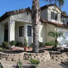 Rental info for 8601 Paseo Del Sol in the San Diego area