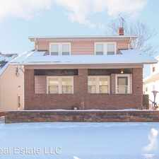 Rental info for 10802 Plymouth Ave. in the Cleveland area