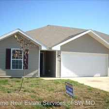 Rental info for 1145 S. Clifton in the Springfield area