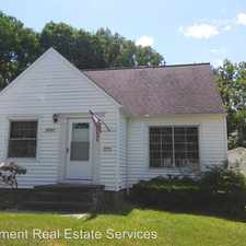 Rental info for 19520 Maple Hts Blvd in the Cleveland area