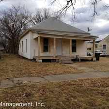 Rental info for 1310 S. Dewey in the Bartlesville area