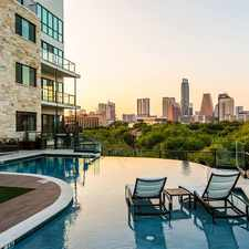 Rental info for 336 S Congress Ave in the Austin area