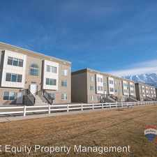Rental info for 764 E 500 S #301 in the American Fork area