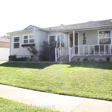 Rental info for 2812 Bomberry Street in the Los Angeles area