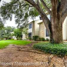 Rental info for 1740 Timber Ridge Rd Unit 124 in the Austin area