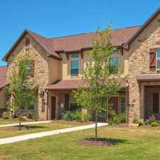 Rental info for 4 Bedroom 4 Bath townhome at The Barracks in the College Station area