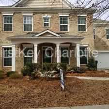Rental info for 12654 Windyedge Road Huntersville NC 28078 in the Charlotte area