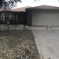 Rental info for 1715 Duster Circle in the Arlington area