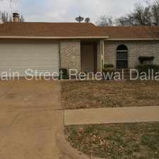 Rental info for 7320 Lea Place in the Fort Worth area
