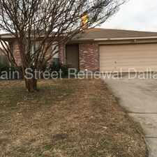 Rental info for 1508 Woodhall Way in the Fort Worth area