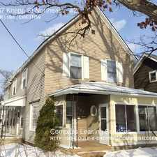 Rental info for 767 Knapp St Northeast in the Grand Rapids area