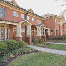 Rental info for 226 Butler Avenue in the Greenville area