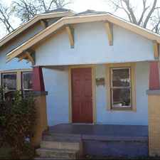 Rental info for 4 Bedroom 2 Bathroom Home Located In The Como A... in the Fort Worth area