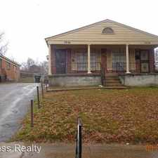 Rental info for 2230-32 Charjean 2230-2232 in the Memphis area