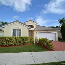 Rental info for 8223 SW 157th Ct in the Kendall West area
