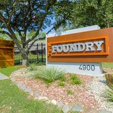 Rental info for The Foundry in the Fort Worth area