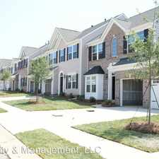 Rental info for 9412 Alice McGinn Dr in the Charlotte area