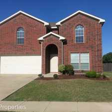 Rental info for 6737 Thaxton Trail in the Fort Worth area