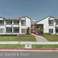 Rental info for 3950 Cleveland Unit 208 in the San Diego area