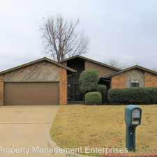 Rental info for 10340 Exter Ave in the Oklahoma City area