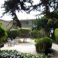 Rental info for 4447 1/2 Mentone Street in the San Diego area