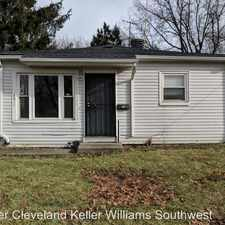 Rental info for 4411 E. 141st in the Cleveland area