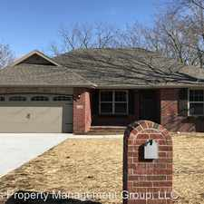 Rental info for 820 S Trail Point Court