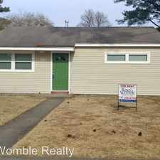 Rental info for 2428 Youngman Road