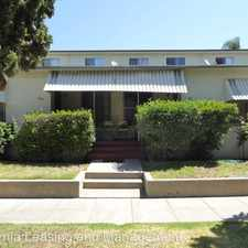 Rental info for 501 E. Palm Avenue - 306 N. 5th Street in the Los Angeles area