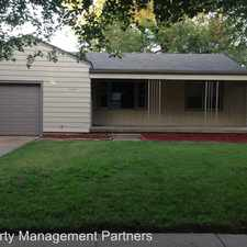Rental info for 2226 S Pinecrest St. in the Wichita area
