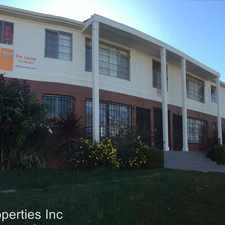 Rental info for 3868 S. Potomac Ave. # 05 in the Los Angeles area