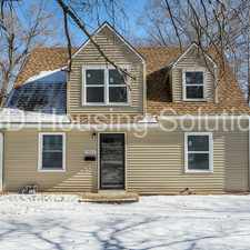 Rental info for Cute Updated Bungalow in Independence in the Kansas City area