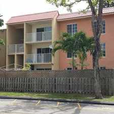 Rental info for 5112 Northwest 79th Avenue #305 in the Hialeah area