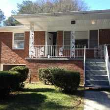 Rental info for Section 8 Ready 3/2 Home Available TODAY!! in the Atlanta area