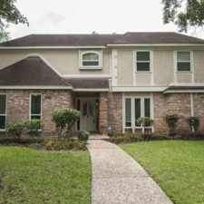 Rental info for 3510 Kennonview Drive in the Houston area