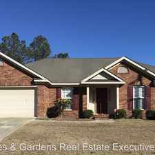 Rental info for 1207 Berthoud Pass in the Augusta-Richmond County area