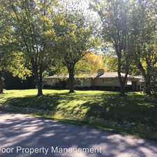 Rental info for 1095 Hathaway Dr in the Indianapolis area