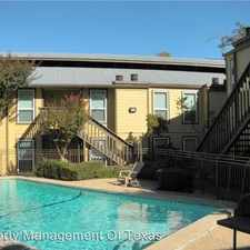 Rental info for 1000 West 26th Street Unit 109 in the Austin area