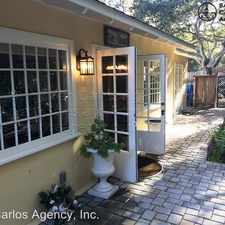 Rental info for 580A Viejo Road in the Monterey area