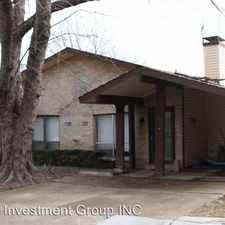 Rental info for 740 Sceptre Cir in the Garland area