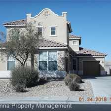 Rental info for 5853 Addy Lane in the North Las Vegas area