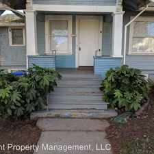 Rental info for 7706 SE Yamhill in the Portland area